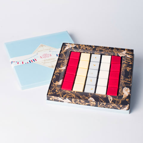 Bastille Day Chocolate Gift Box - 25 piece