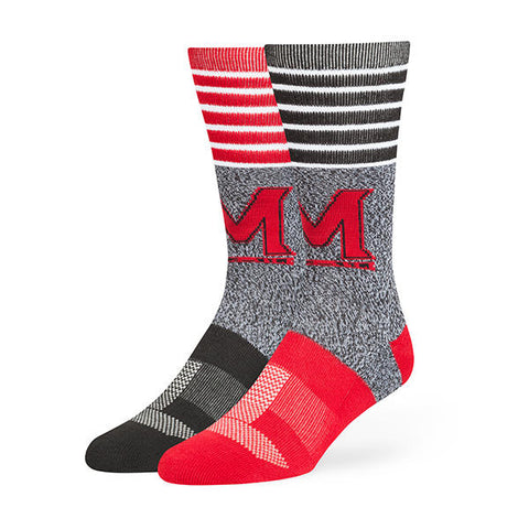 '47 University of Maryland Terrapins Vernon Fuse Socks