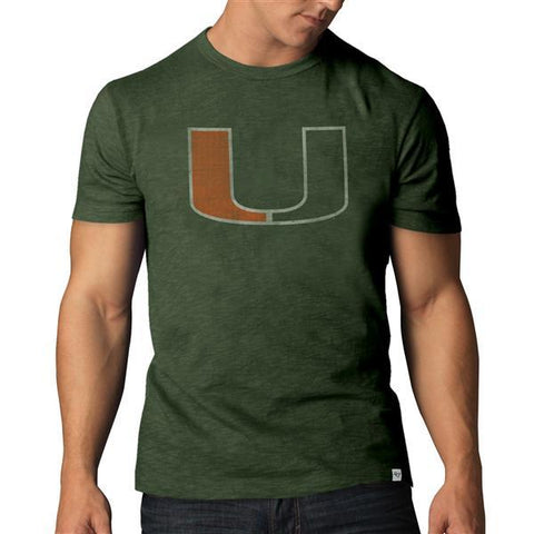 '47 University of Miami Scrum Men's Tee