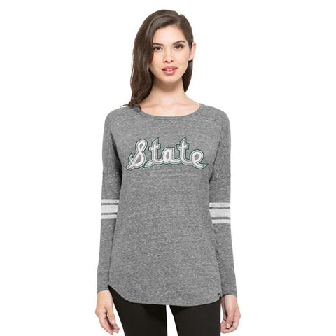 '47 Michigan State Spartans Neps Long Sleeve Tee