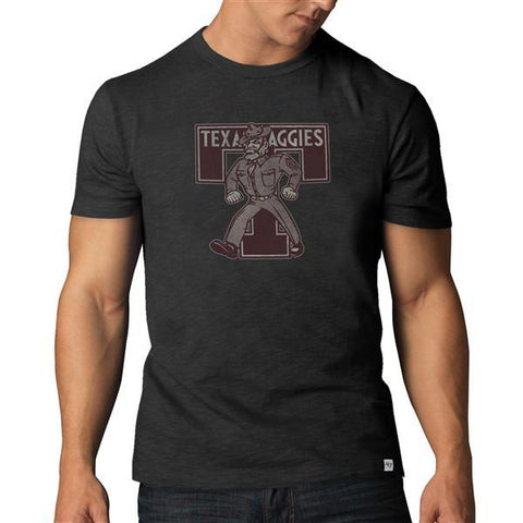 '47 Texas A & M Aggies Scrum Men's Tee