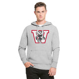 '47 Wisconsin Badgers Headline Pullover Mens Hoodie