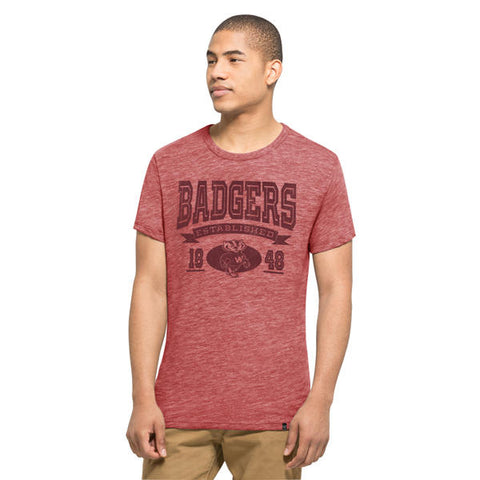 '47 Wisconsin Badgers Tri State Mens Tee