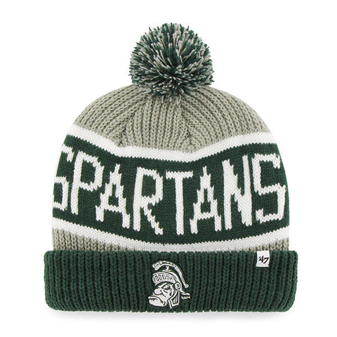 '47 Michigan State Spartans Calgary Cuff Knit