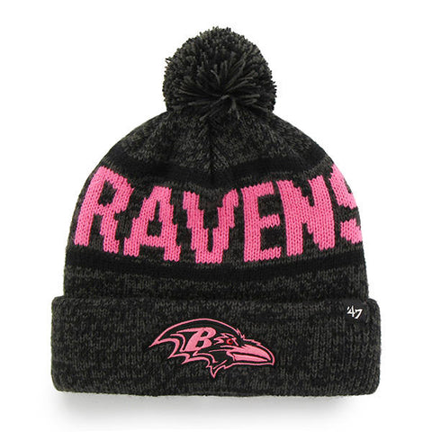 '47 Baltimore Ravens Northmont Cuff Knit