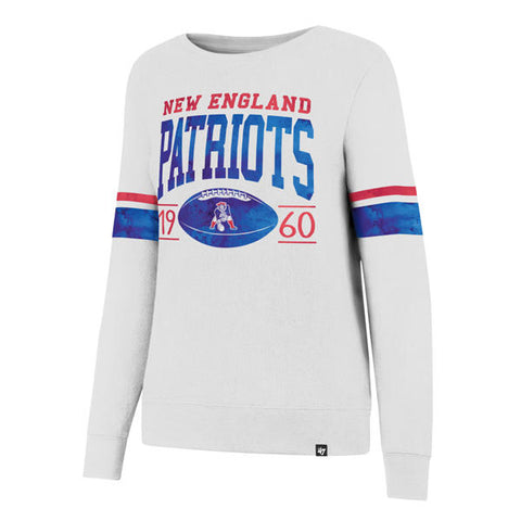 '47 NEW ENGLAND PATRIOTS ULTRA THROWBACK CREW
