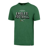 '47 PHILADELPHIA EAGLES LEGACY KELLY SCRUM PRINT TEE MENS