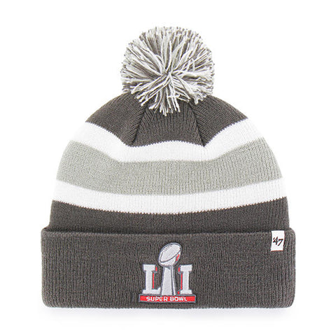 '47 New England Patriots SB CHAMPS BREAKAWAY CUFF KNIT