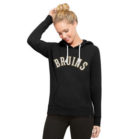 '47 Boston Bruins Shimmer MVP Cross Check Hoodie