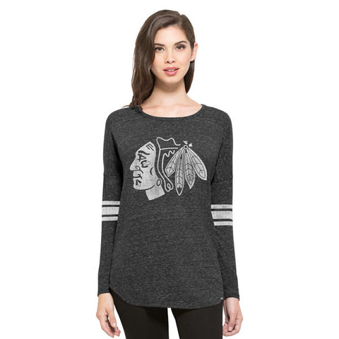 '47 Chicago Blackhawks Neps Long Sleeve Tee
