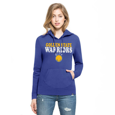 Golden State Warriors Headline Pullover Hoodie