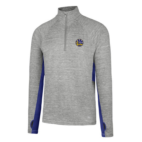 '47 Golden State Warriors Forward Microlite 1/4 Zip Long Sleeve