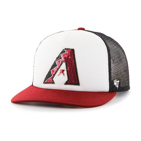 '47 Arizona Diamondbacks Black Glimmer Captain