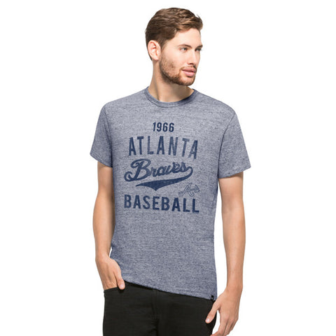 '47 Atlanta Braves Men's Denim Tee