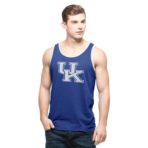 '47 University of Kentucky Wildcats Booster Blue Crosstown Tank