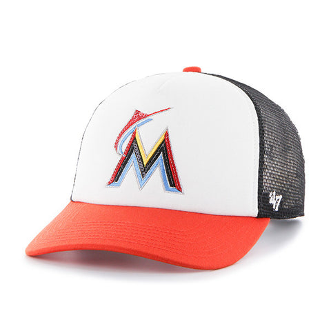 '47 Miami Marlins Black Glimmer Captain