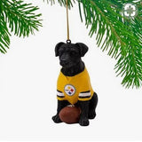 Pittsburgh Steelers Dog Ornament