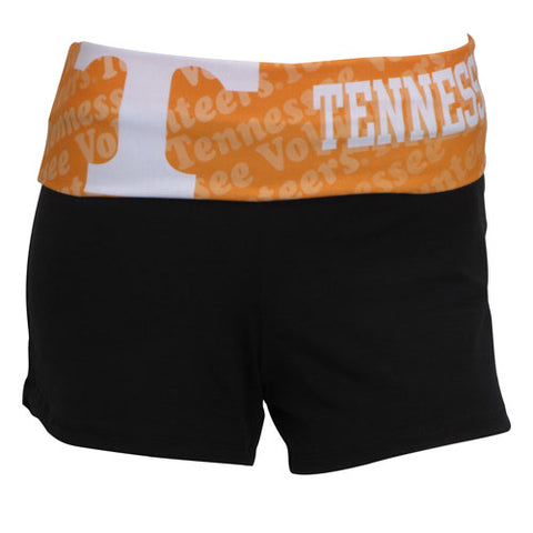 University of Tennessee Vols Cameo Ladies Shorts