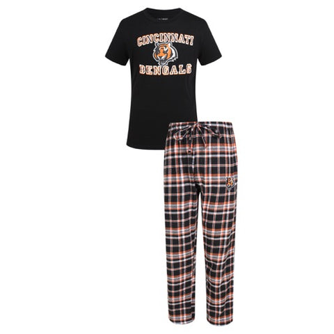 Cincinnati Bengals Tiebreaker Men's Pant and Top Set