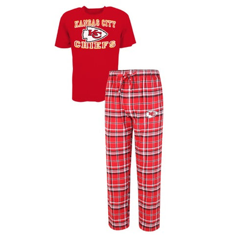 Kansas City Chiefs Tiebreaker Men's Pant and Top Set