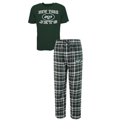 NY Jets Tiebreaker Men's Pant and Top Set