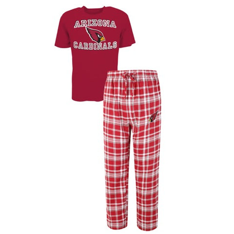 Arizona Cardinals Tiebreaker Men's Pant and Top Set