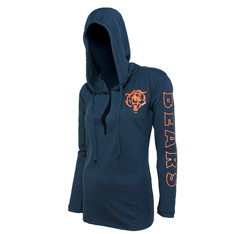 Chicago Bears Comeback Hooded Top