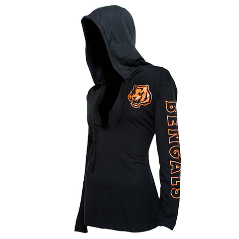 Cincinnati Bengals Comeback Hooded Top