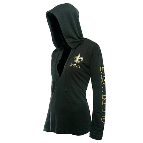 New Orleans Saints Comeback Hooded Top