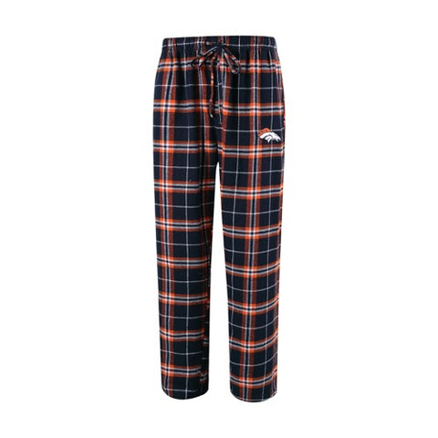 Denver Broncos Huddle Men's Flannel Pants