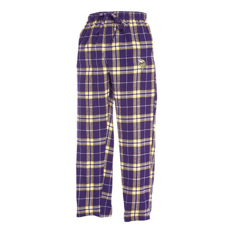 Minnesota Vikings Huddle Men's Flannel Pants