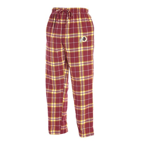 Washington Redskins Huddle Men's Flannel Pants