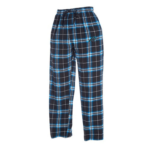 Carolina Panthers Huddle Men's Flannel Pants