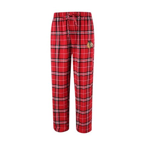 Chicago Blackhawks Huddle Men's Flannel Pants