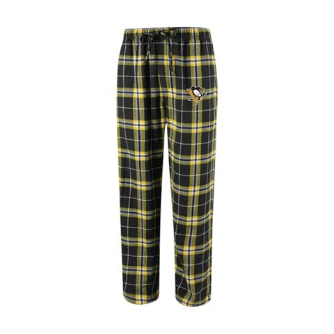 Pittsburgh Penguins Huddle Men's Flannel Pants