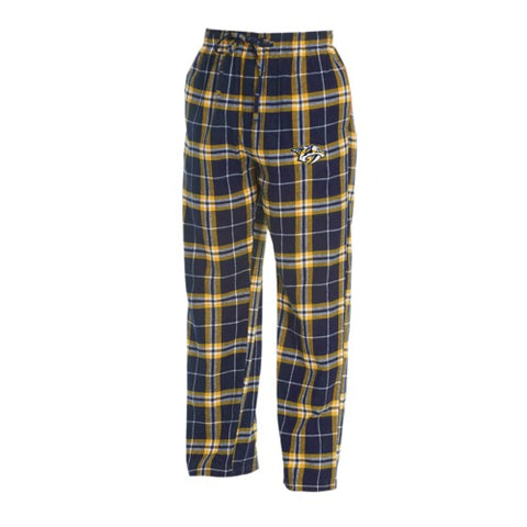 Nashville Predators Huddle Men's Flannel Pants