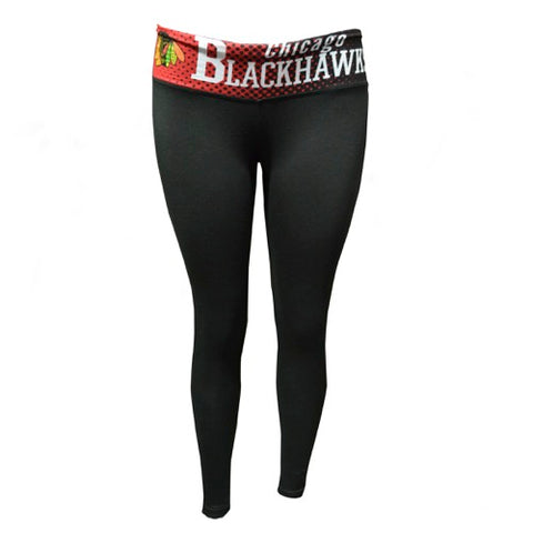 Chicago Blackhawks Dynamic Ladies Leggings