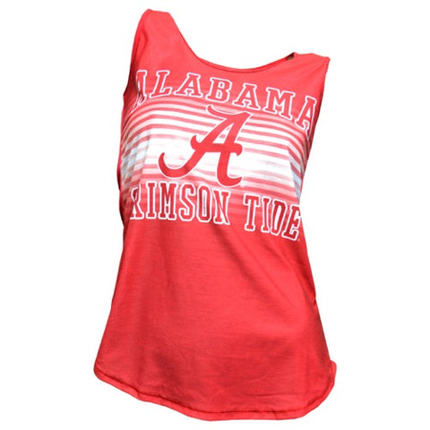 University of Alabama Crimson Tide Dynamic Ladies Tank Top