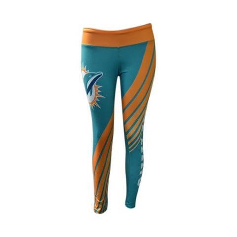 Miami Dolphins Dynamic Sublimation Leggings