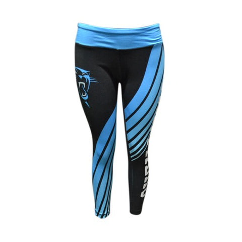Carolina Panthers Dynamic Sublimation Leggings