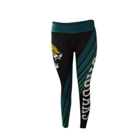Jacksonville Jaguars Dynamic Sublimation Leggings