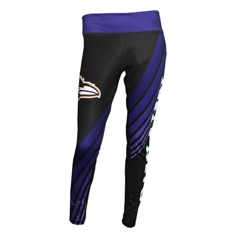 Baltimore Ravens Dynamic Sublimation Leggings