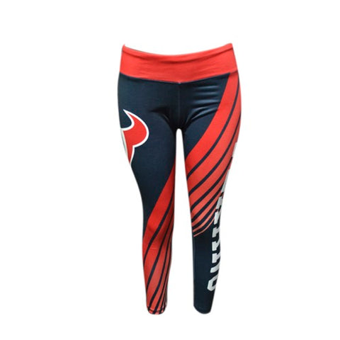 Houston Texans Dynamic Sublimation Leggings