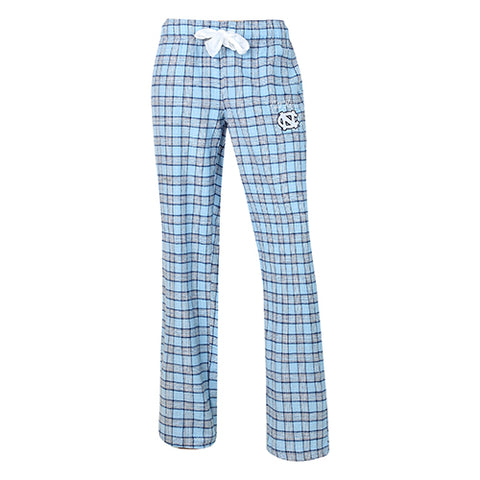 University of North Carolina Chapel Hill (UNC) Ovation Ladies Flannel Pants