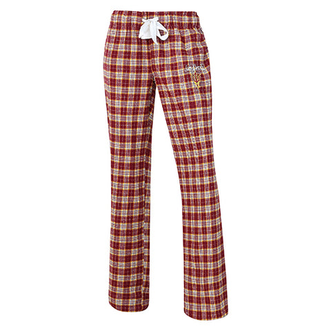 Arizona State Devils Ovation Ladies Flannel Pants