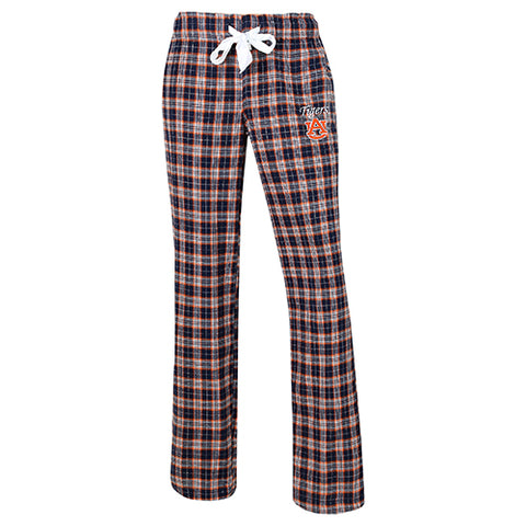 Auburn Tigers Ovation Ladies Flannel Pants