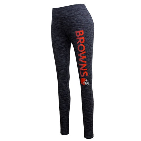 Cleveland Browns Latitude Knit Leggings