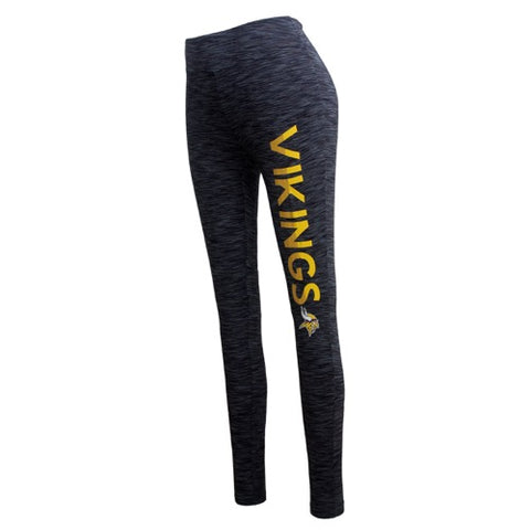 Minnesota Vikings Latitude Knit Leggings