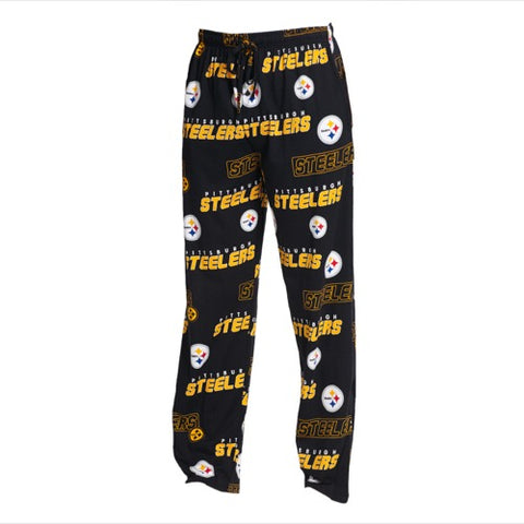 Pittsburgh Steelers Mens Slide AOP Knit Pants