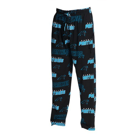Carolina Panthers Mens Slide AOP Knit Pants